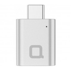Адаптер nonda USB-C to USB 3.0 Mini Adapter Silver