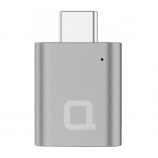 Адаптер nonda USB-C to USB 3.0 Mini Adapter Space Gray
