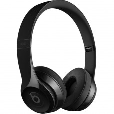 Beats by Dr. Dre Solo 3 Wireless On-Ear Headphones Gloss Black (MNEN2)