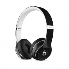 Beats by Dr. Dre Solo2 Wired Luxe Edition Black (ML9E2)