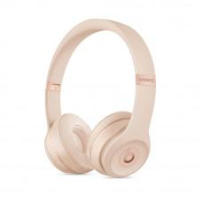 Beats by Dr. Dre Solo3 Matte Gold (MR3Y2)