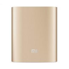 Xiaomi Mi Power Bank 10000mAh (NDY-02-AN) Gold
