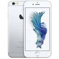 Apple iPhone 6s 128GB Silver (MKQU2)