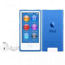 Apple iPod nano 16GB Blue (MKN02)
