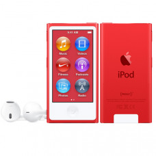 Apple iPod nano 16GB RED (MKN72)
