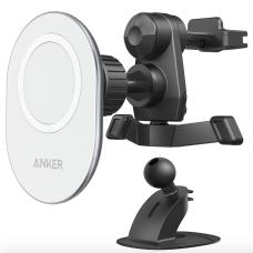 Магнитное автомобильное крепление Anker для iPhone 12