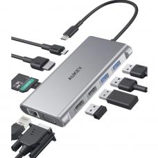 AUKEY 10-in-1 USB-C Hub (CB-C89)