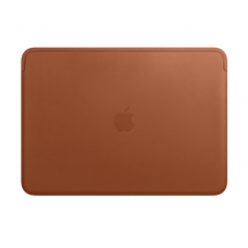 "Apple Leather Sleeve for 13"" MacBook Pro – Saddle Brown (MRQM2)"