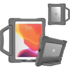 Brenthaven Edge Bounce Case for iPad 10.2″ (7th Gen) Gray