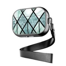 Дизайнерский чехол для Apple Airpods Pro Black