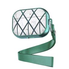 Дизайнерский чехол для Apple Airpods Pro Green