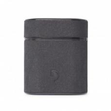 DECODED Leather Case Carbon Black (D9APC2BK)