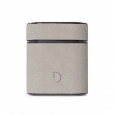 DECODED Leather Case Stone Grey (D9APC2GY)