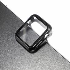 Чехол для умных часов Apple Watch 44mm Carbon