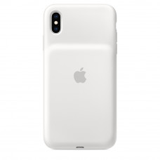 Apple iPhone XS Max Smart Battery Case - White (MRXR2)