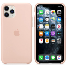 Apple iPhone 11 Pro Silicone Case - Pink Sand (MWYM2)