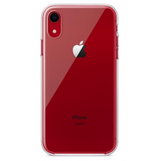Apple iPhone XR Clear Case (MRW62)