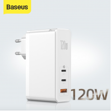 Baseus GaN Mini Quick Charger 120W (CCGAN-J02) White