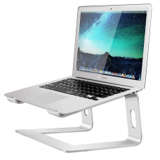 Soundance Laptop Stand Aluminum - Silver