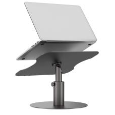 Подставка для ноутбука Adjustable Laptop Stand 360 Space Gray