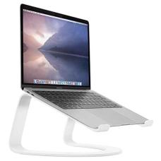 Алюминиевая подставка Twelve South Curve для MacBook - Silver