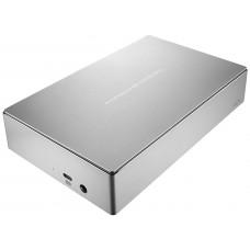 LaCie Porsche Design 6TB USB-C Hard Drive (HDD)