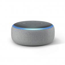 Amazon Echo Dot (3rd Generation) Heather Gray