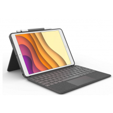 Logitech Combo Touch for iPad Air (3rd Generation) and iPad Pro 10.5 - Graphite (920-009610)