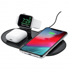 Mophie 3-in-1 Wireless Charging Pad (HNG02, 409903518)
