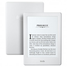 Amazon Kindle 6 2016 (White) (Certified Refurbished Online)