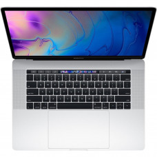 """Apple MacBook Pro 15"""" Silver 2018 (MR962) (CPO)"""