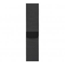 Apple Graphite Milanesse Loop для Apple Watch 42/44mm (MYAQ2)