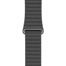 Apple Leather Loop Band Black (MXAA2) for Apple Watch 42/44mm