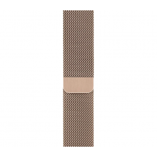 Apple Milanese Loop Band Gold (MTU72) for Apple Watch 44mm
