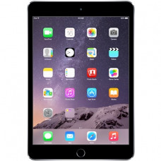 Apple iPad mini 3 Wi-Fi + LTE 128GB Space Gray (MH3L2, MGJ22) OEM