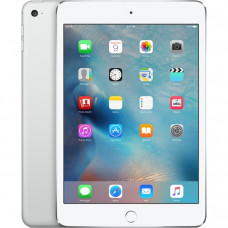Apple iPad mini 4 Wi-Fi + Cellular 16GB Silver (MK872, MK702)