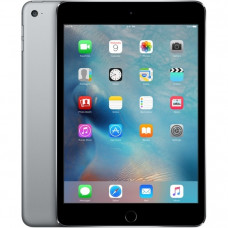 Apple iPad mini 4 Wi-Fi + Cellular 16GB Space Gray (MK862)