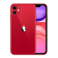Apple iPhone 11 128GB Dual Sim Product Red (MWN92)